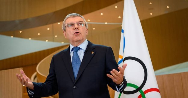 Pressure the IOC sends the questionnaire to the national OLYMPIC committees