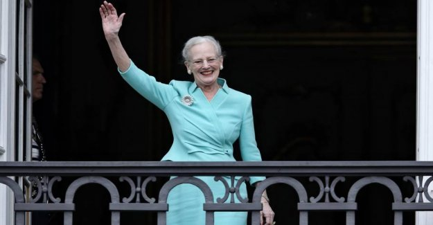 Queen Margrethe will speak to the people