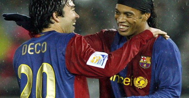 Questioned for seven hours: Ronaldinho cleaned