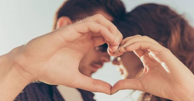 Real love: As soon as we say I love you