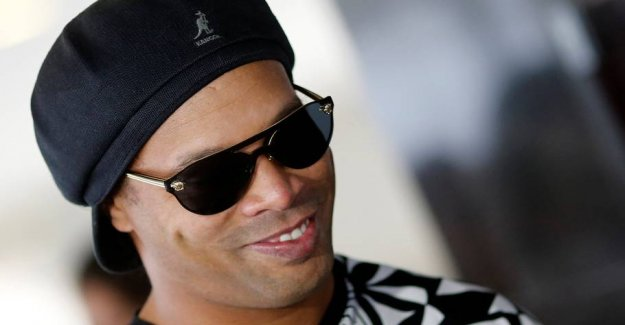 Ronaldinho suspected in the mysterious case