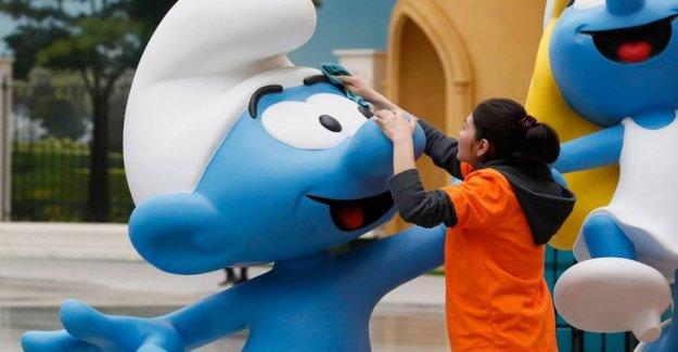 Russia opens Europe's largest indoor amusement park