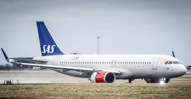 SAS will send up to 10,000 employees home