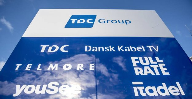 TDC says goodbye to the 185 employees