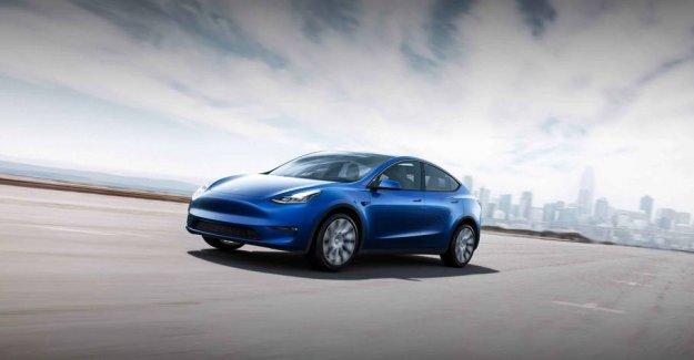 Tesla rounds milestone: Has built 1 million cars