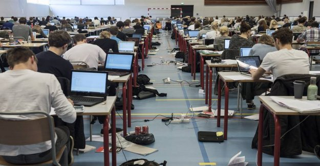 The Gymnasium is rolled out in teaching online during the coronalukning