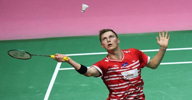 The WORLD championship on Danish soil must be exposed
