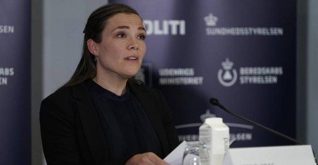 The government will allocate nødpulje for small associations