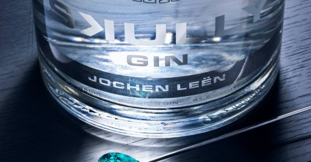 The world's most expensive gin