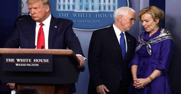 Trump will send a hospital ship to New York