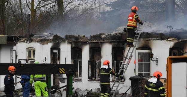 Two died in the fire: It is shocking