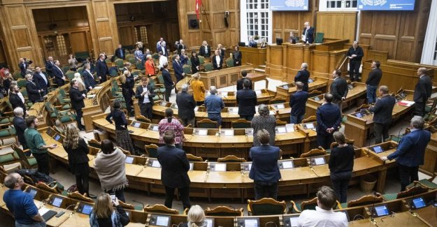 United Parliament shall adopt, help for business
