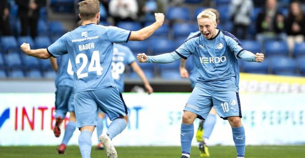 Viborg moves past the Fredericia in forfølgernes duel