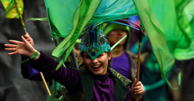 Virusfrygt get Ireland to cancel the Saint patrick's Day-parades