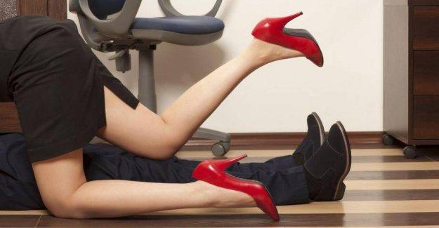 Women afraid to show sexinitiativ