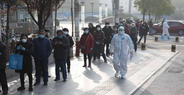 Wuhan record for the first time, no new infections