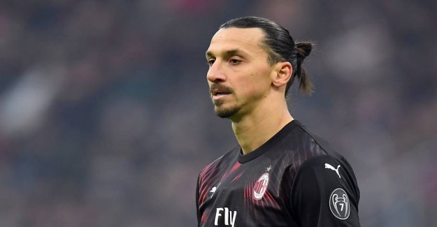 Zlatan in space to think: It might be over