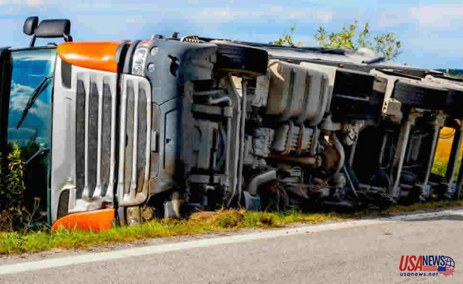 Five Reasons Why There Are so Many Truck Accidents on the Road