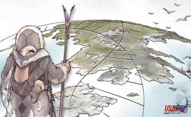 Sahm Adrangi Discusses Alaskan History