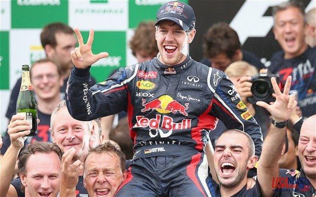 Sebastian Vettel's Greatest Races