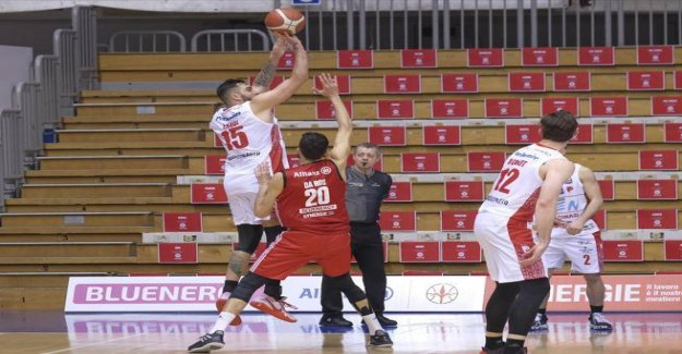 Basketball, Pistoia waiver of serie A, and look for the entry in A2