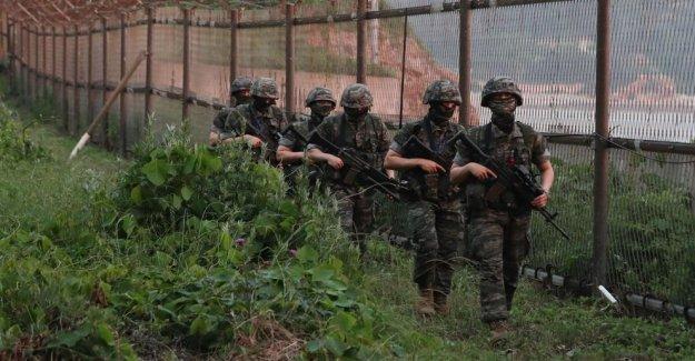 North korea destroys the liaison office inter-Korean
