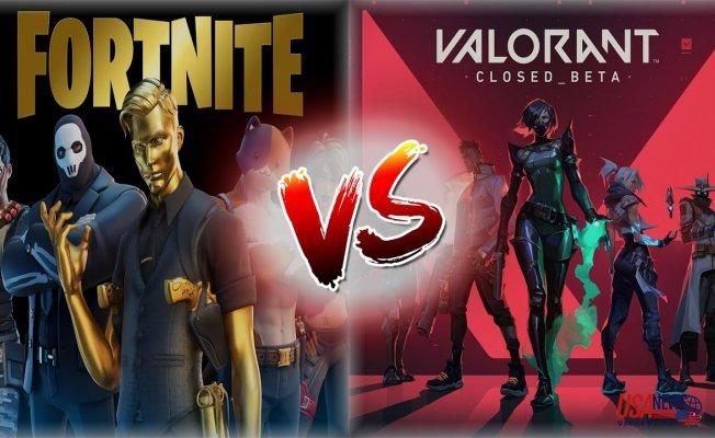 Fortnite vs Valorant: Is Fortnite getting hurt by Valorant?