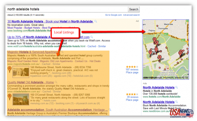 Costs Associated With Google Listings