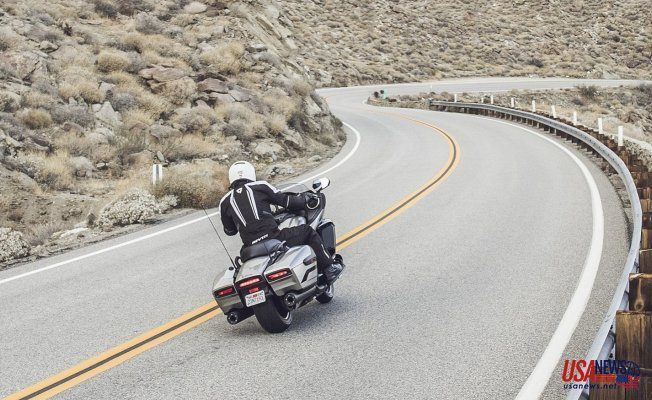 5 Things to Do on Your Next Motorcycle Road Trip