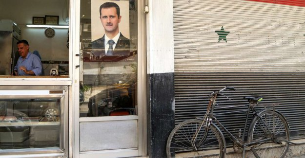 Syria : the limits of the international sanctions