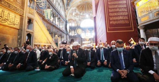 Turkey : how far Erdogan will go there ?