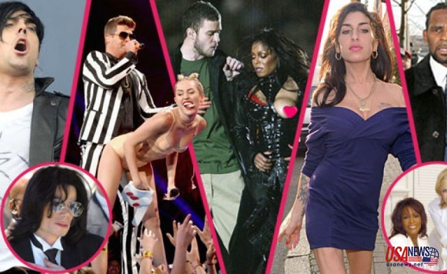 The Biggest Scandals in the Music Industry