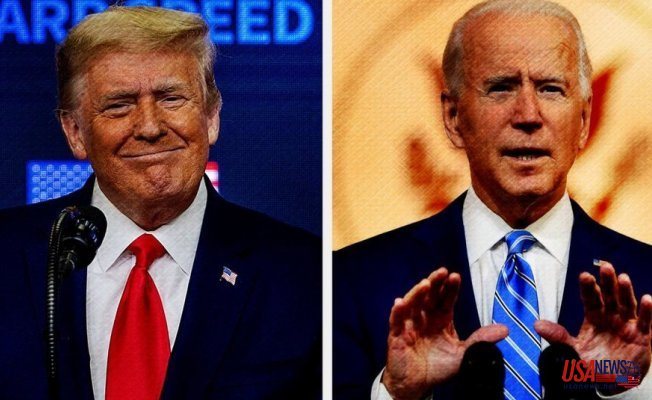 What Biden Changed After a Week of American Elections in US