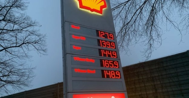 Price hammer at gas stations: Fuel since the new year up to 17 cents more expensive