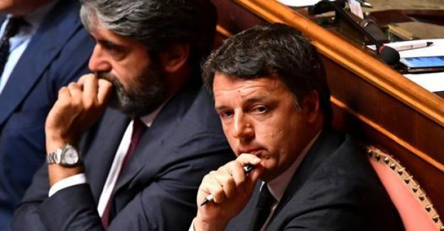 Renzi warns the allies: The government of the Count is finished, we will talk after