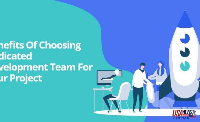 Four Benefits of Hiring a Dedicated Development Team