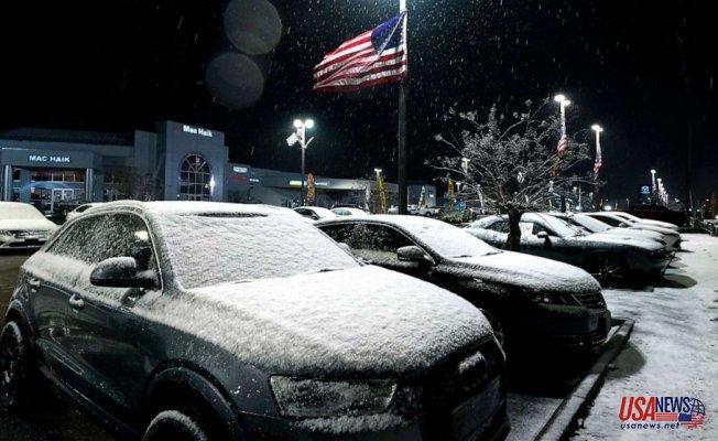 Several storms to Maneuver Around US, hazardous weather Anticipated Shore to Shore