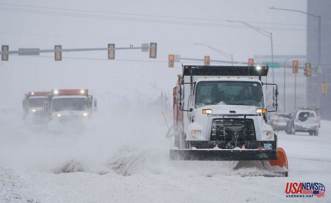 4.4 million without Electricity in Texas as Harmful winter weather Persists