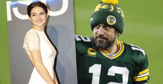 Superbowl gone: Loves Aaron Rodgers Hollywood-Star Shailene Woodley?
