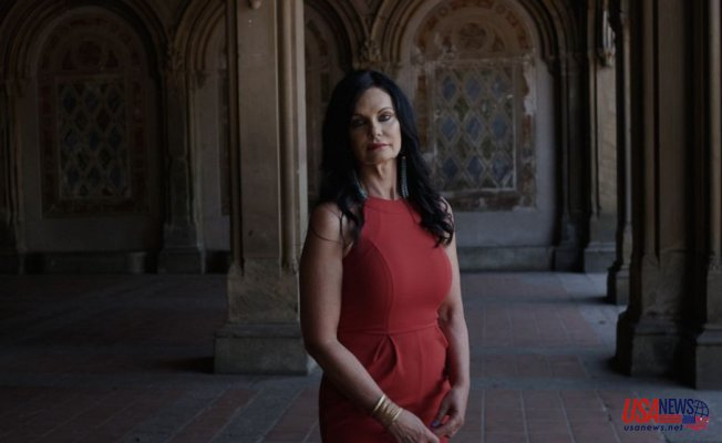 Benita Alexander has been promised that a marriage in Italy officiated from the pope