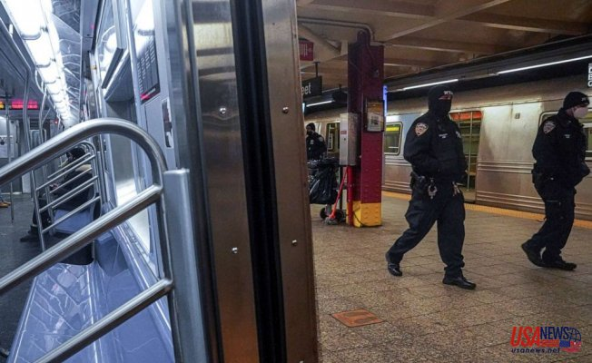 Homeless advocates slam NYPD deployment of over 600 officers to patrol subways after stabbings
