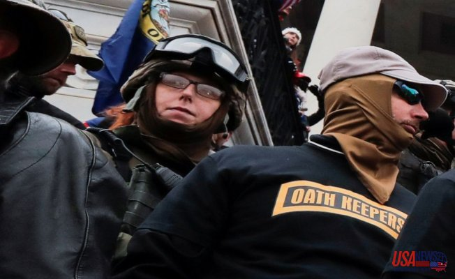 'Since President Trump Stated to': More than a dozen Capitol rioters State they Had Been after Trump's Advice