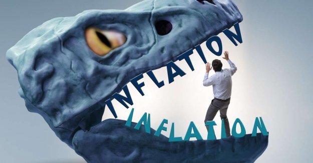 Investors should be afraid of inflation ?