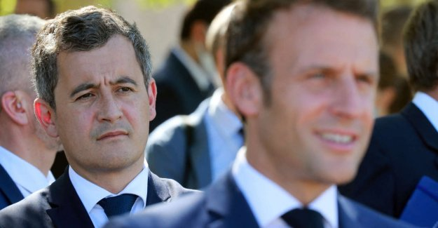 The macronisme in search compass