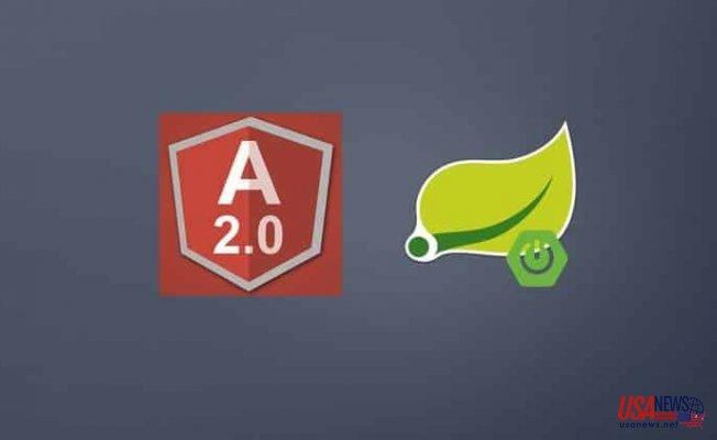 Build A Web App With Spring Framework And Angular 2