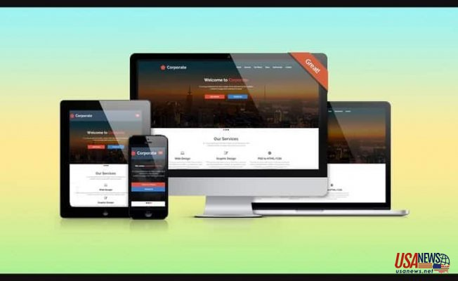 Learn PSD To Responsive Parallax HTML/CSS Web Design