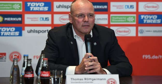 Comment to Fortuna-Boss Röttgermann-Resignation or expulsion!
