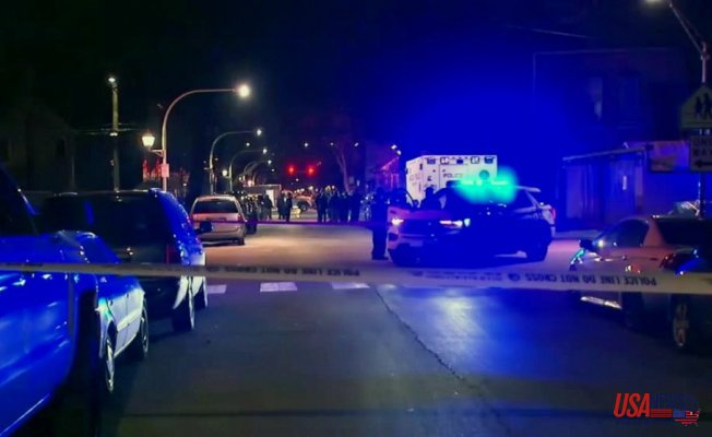 Chicago police fatally shoot 13-year-old boy 'armed confrontation'