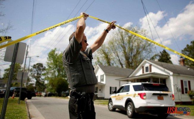 North Carolina sheriff's deputy fatally shoots Dark man while serving warrant