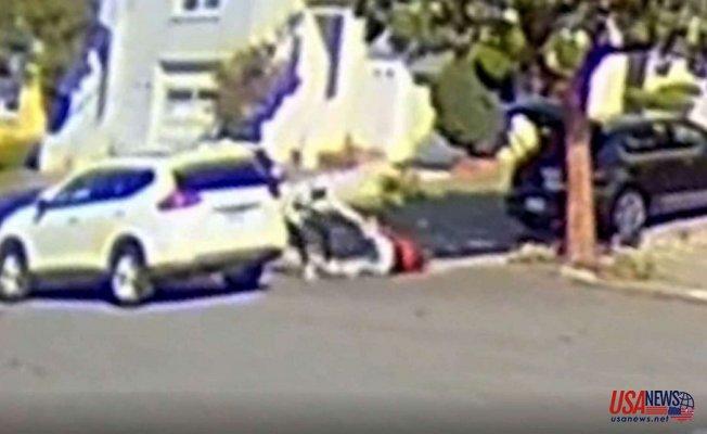 Video Reveals Asian Girl pushed into Earth, robbed at gunpoint at San Francisco